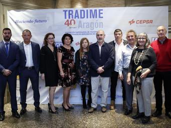 Upatrans felicita a Tramide por su 40 cumpleaños