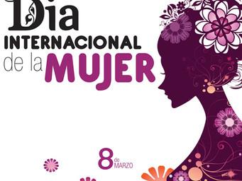 Feliz de día a todas las mujeres !!!!