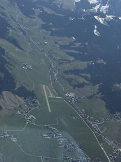 Flugplatz St. Johann