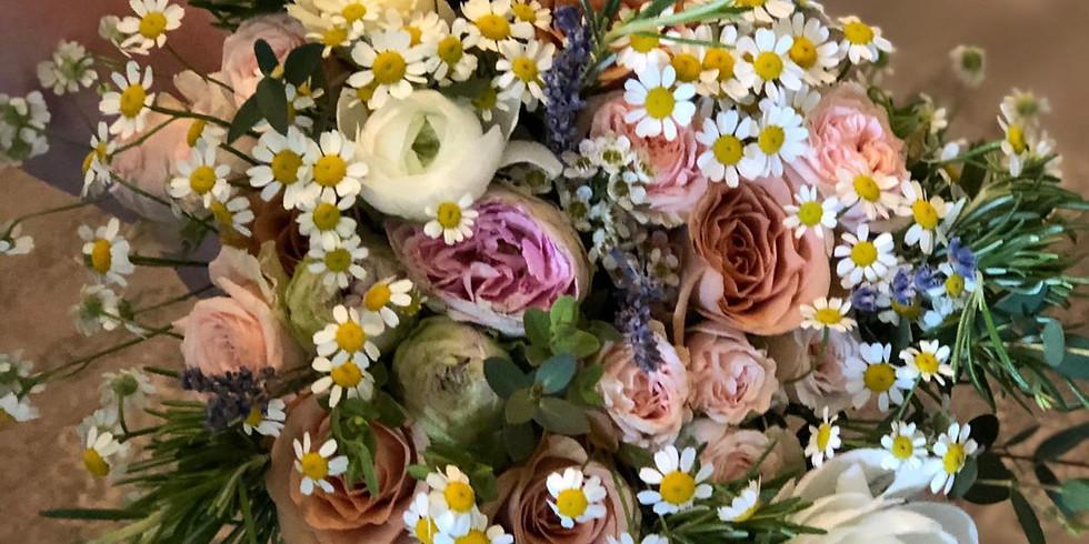 Spring Bouquet Arranging