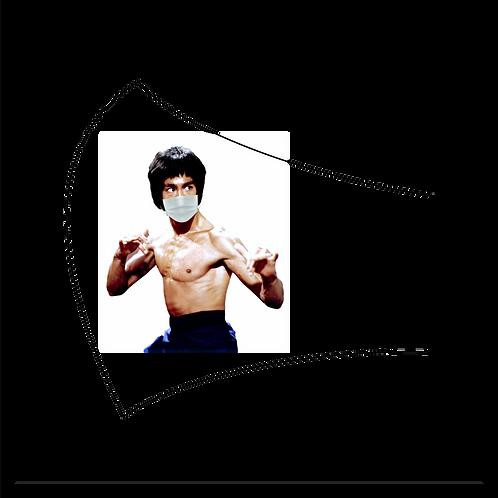 Bruce Lee Mask Mask
