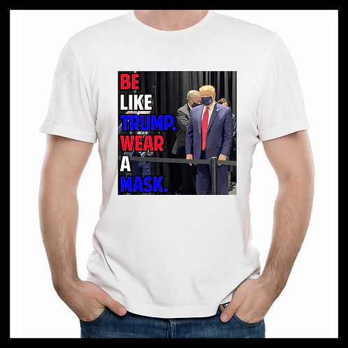 Trump Mask Shirt