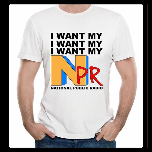 I want my NPR