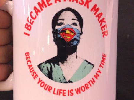 Rosie the Mask Maker