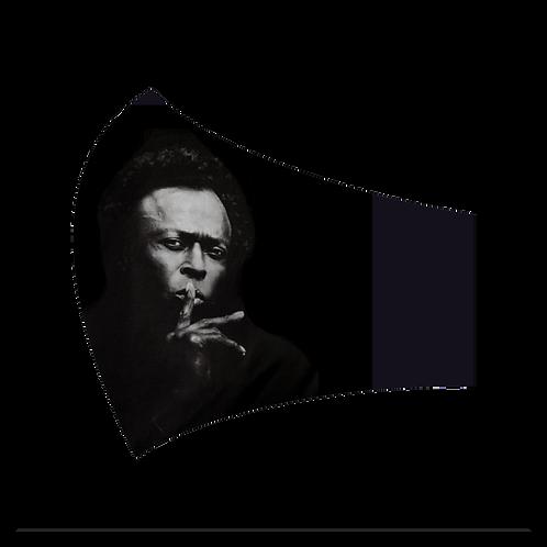 Miles Davis Shush Mask