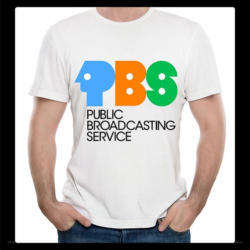 Retro PBS Tee