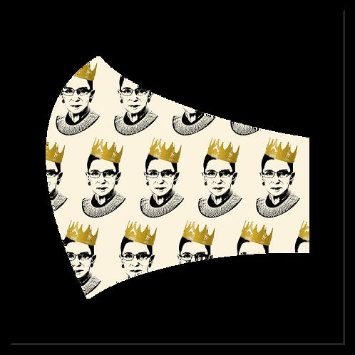 Queen RBG Mask