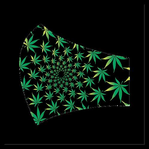 Circle Weed Mask