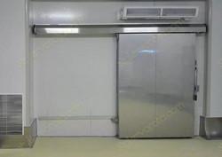Откатные холодильные ворота