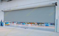 Рулонные ворота 10 метров