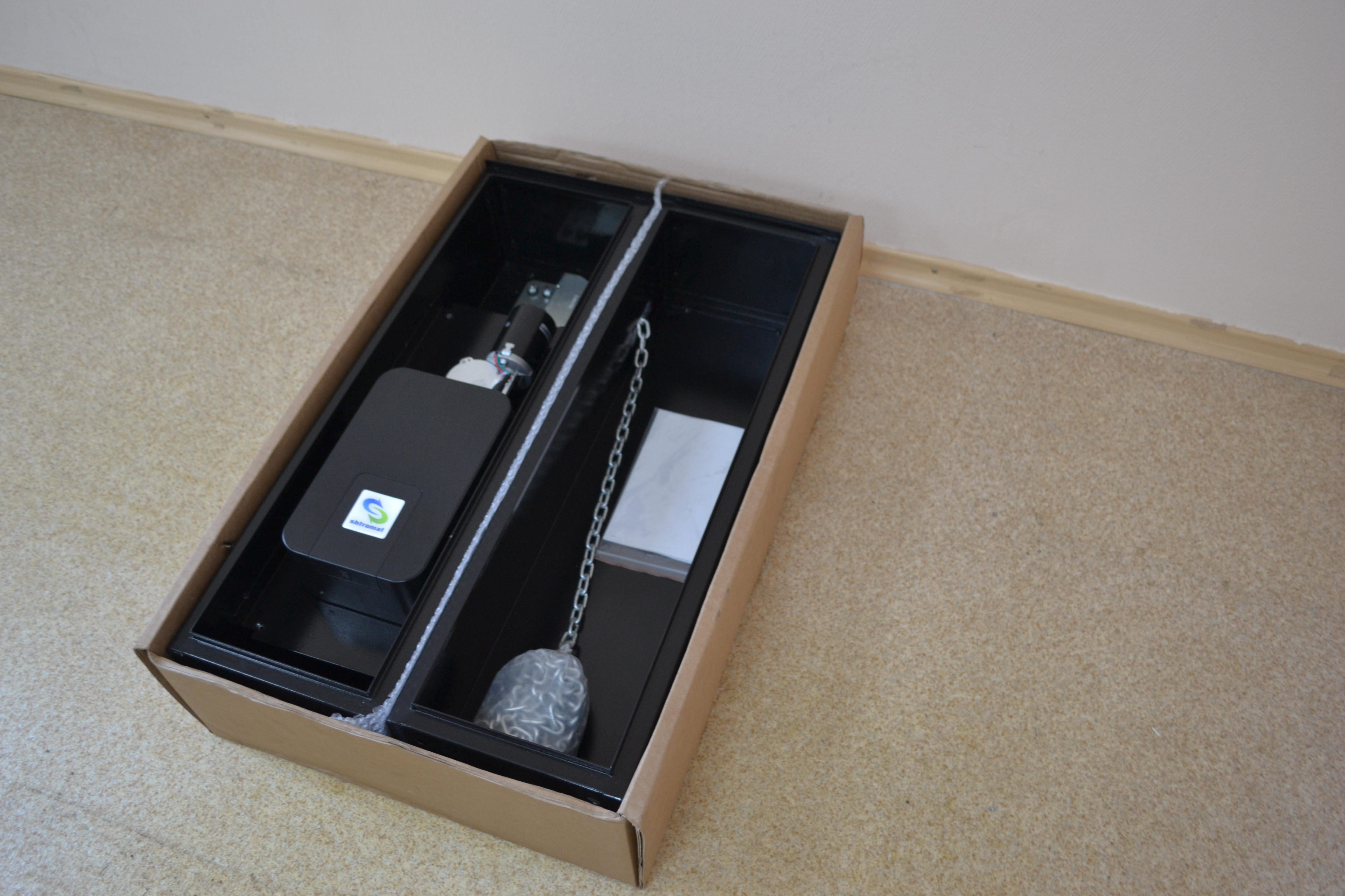Shtromat KetteMatic - упаковка 1
