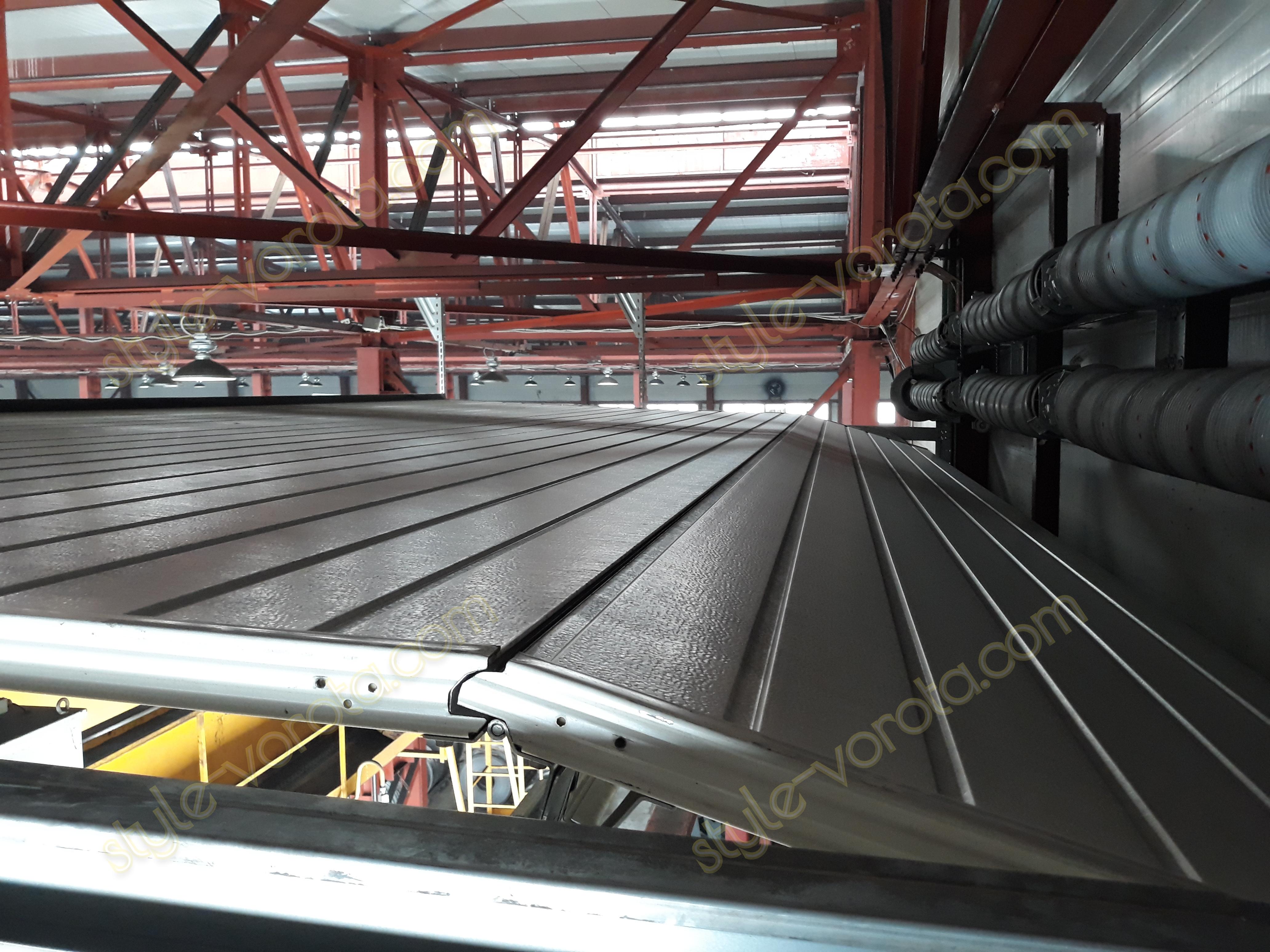 Трубный завод. Волжский