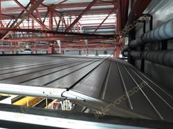 Трубный завод. Волжский. Ворота Hoermann 6000x5500. Вид сверху