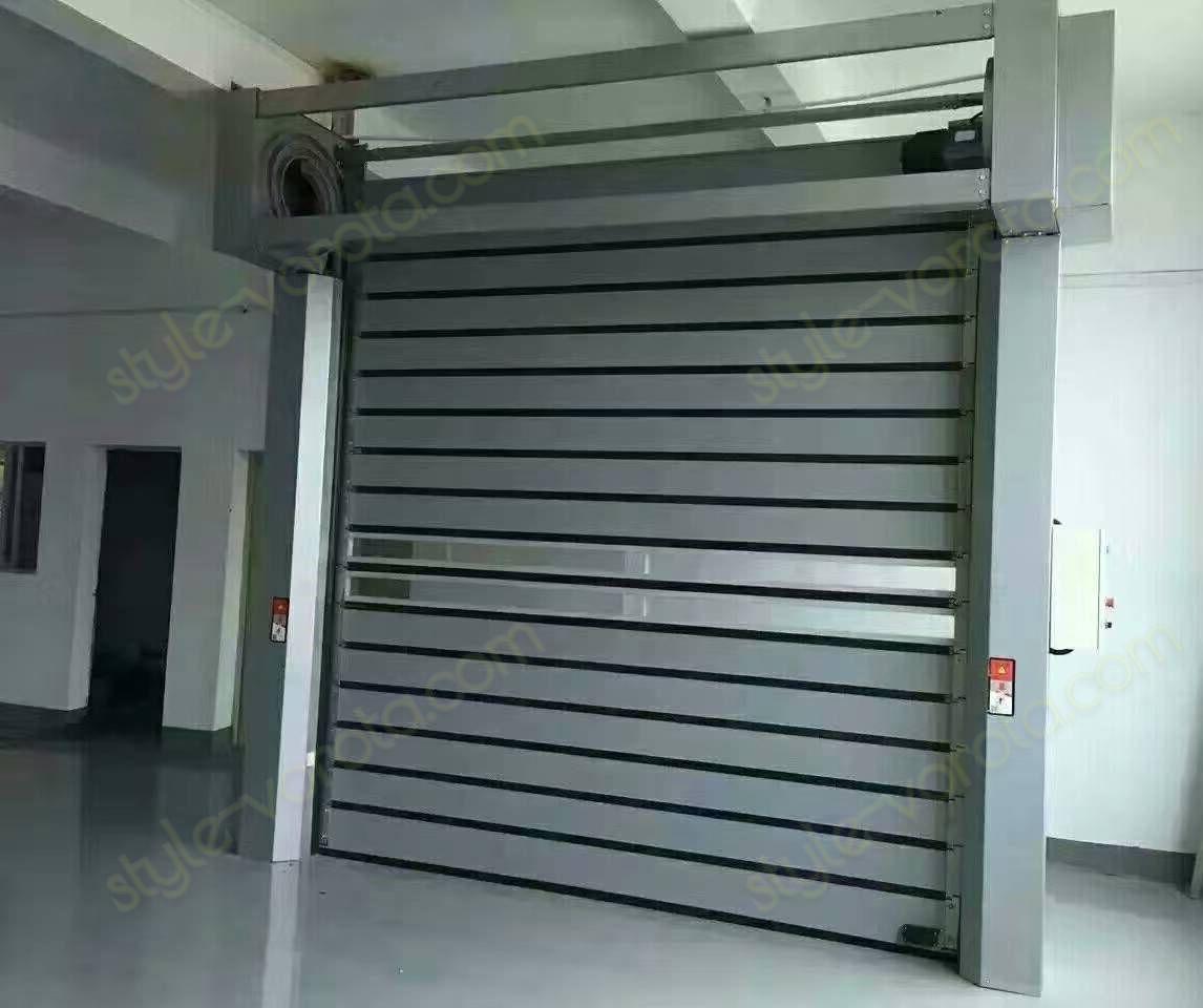 Спиральные ворота Efaflex