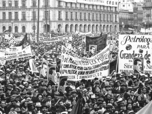¿Qué pasó en México el 18 de marzo de 1938? ¿Qué fue la Expropiación Petrolera?