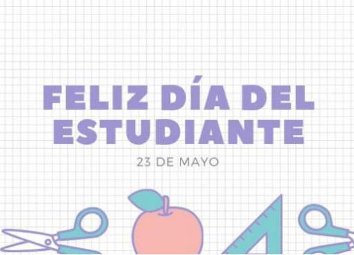 23 de mayo, Día del Estudiante