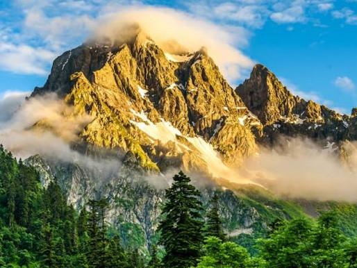 La Montaña Orgullosa