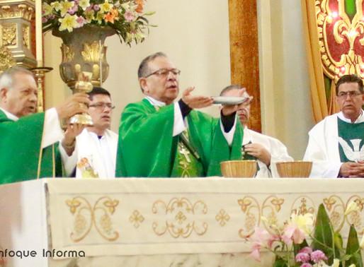 No habrá misas dominicales por Covid-19