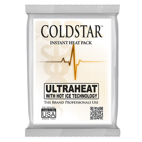 1601 - UltraHeat Instant Heat Pack - Standard 6x9 - Single