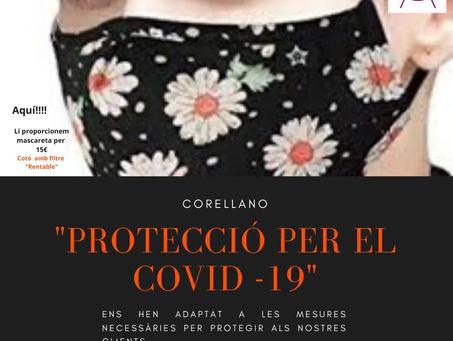 """""""Protecció per el covid-19"""""""