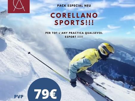Corellano sports!!!!!!