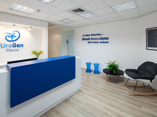 משרדים - UroGen Pharma