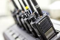 Motoorola Radio hire in Leeds & London