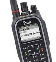 ICOM IC-F3400D Two Way Radio in Leeds