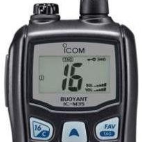 ICOM IC-M35 Two Way Radio in Leeds