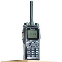 Hytera PD785 Two Way Radio in London