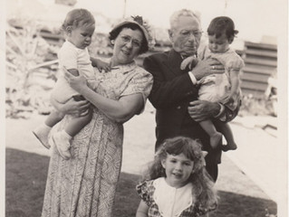 Anna Rebecca Greenberg Lebow (1894-1991)