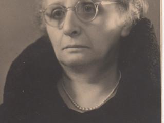 Aurelia Finzi (nee Levi) (1874-1943)