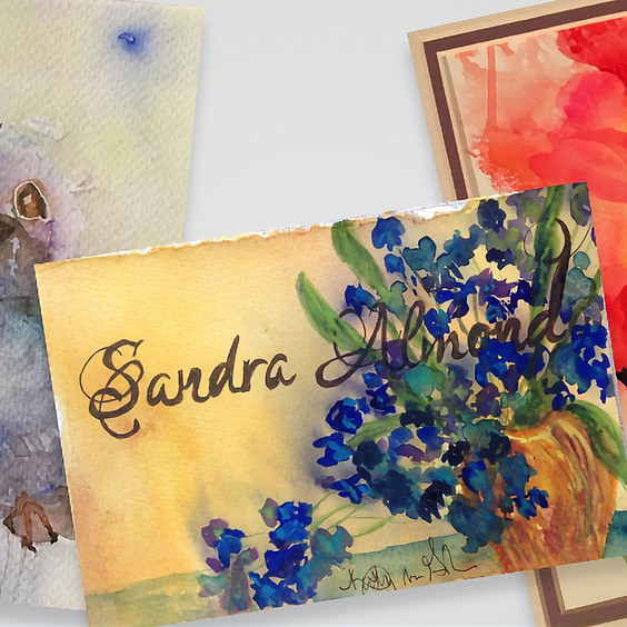 Watercolour Cards for the Beginner