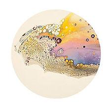 Jayme Tetreault, Untitled, 8%22, Acrylic