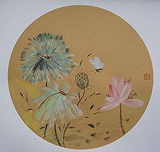 Howe Street 331 Art Gallery, Lotus, 2020