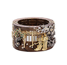 The Pavilion of Red Chamber Bangle.jpg
