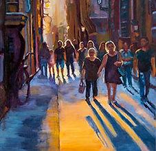 Jamie Lightfoot, Life's Moments, 16 x 20