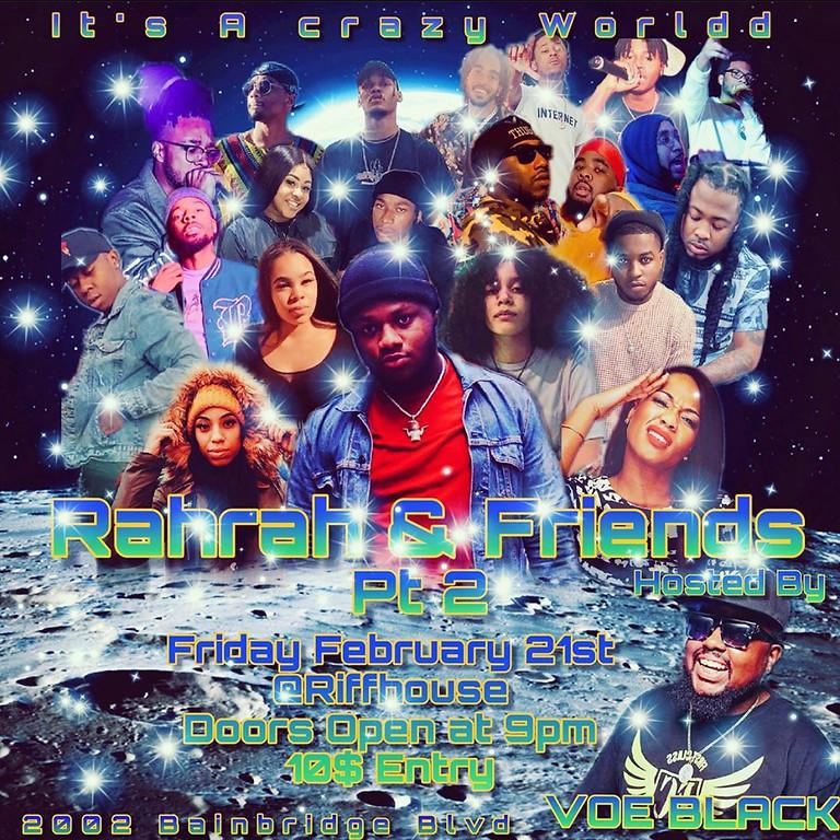 Rah Rah & Friends Pt. 2