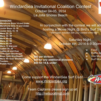 WINDANSEA INVITATIONAL  OCTOBER 4-5