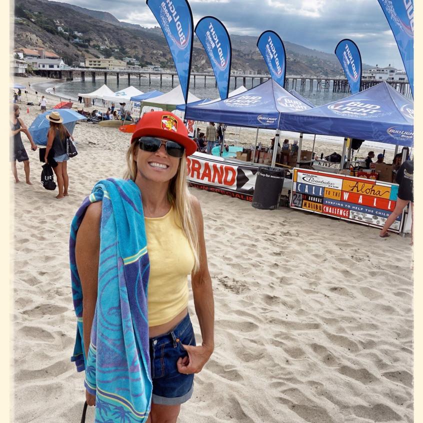 Miranda at Malibu