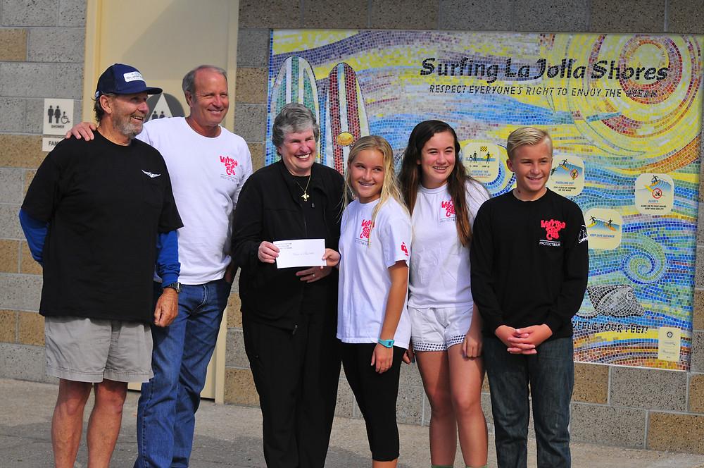 Donation LJ Shores pic.JPG