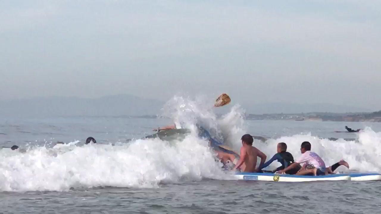 SUPsquatch rides