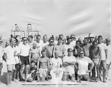 Windansea Surf Club - Makaha Beach 1963