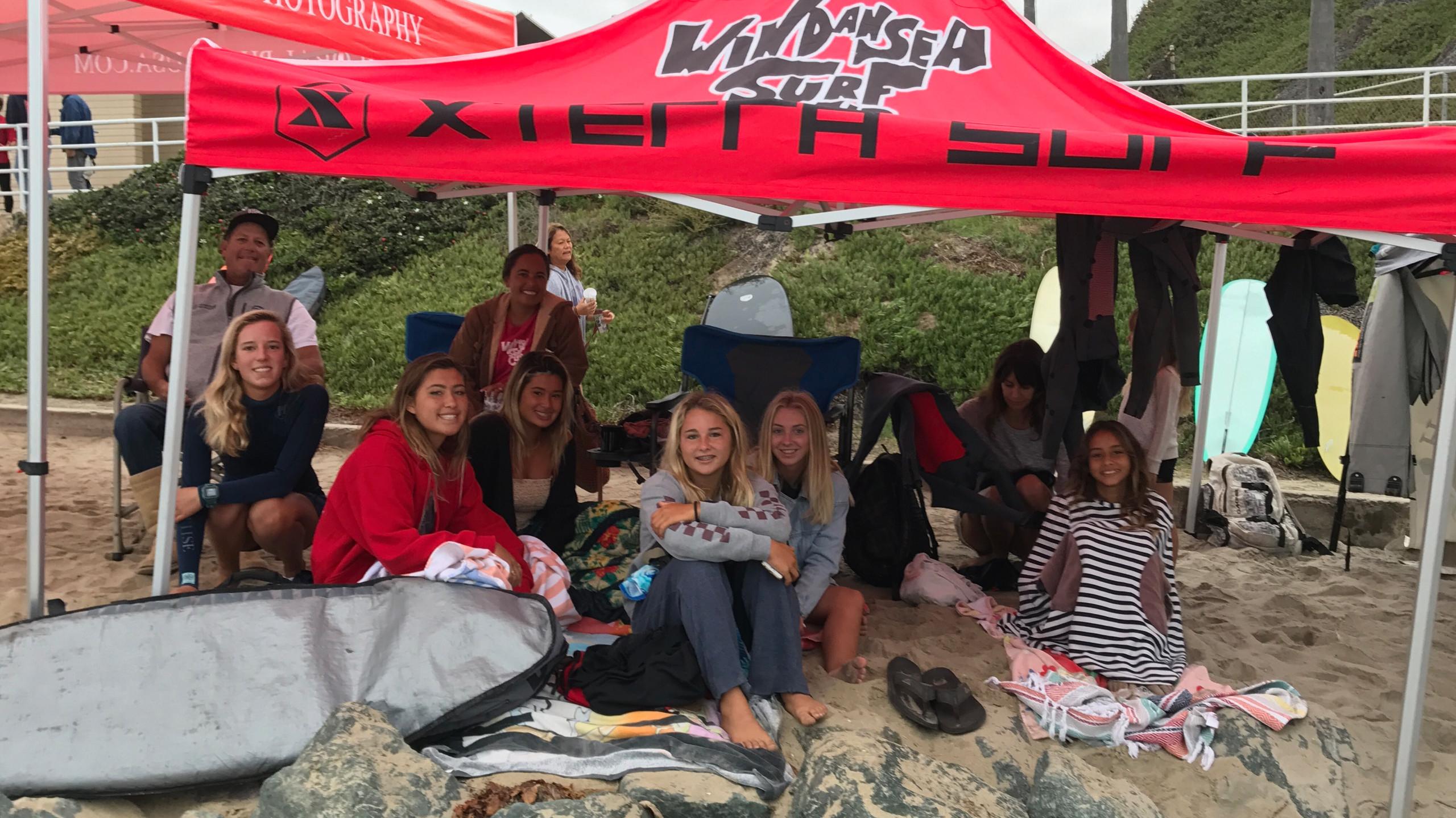 WSC Tent