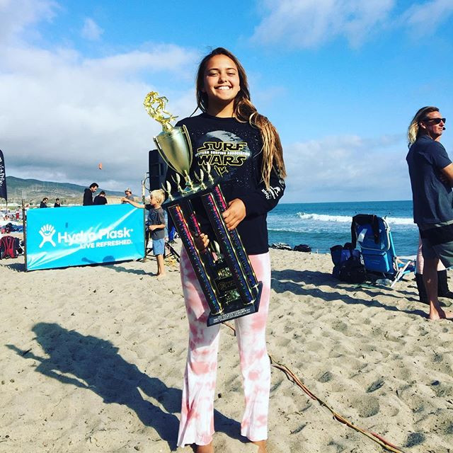 Keili McEvilly - Windansea WSA Champion