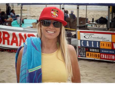 """Mir""anda Joseph - Surf Team Mama"