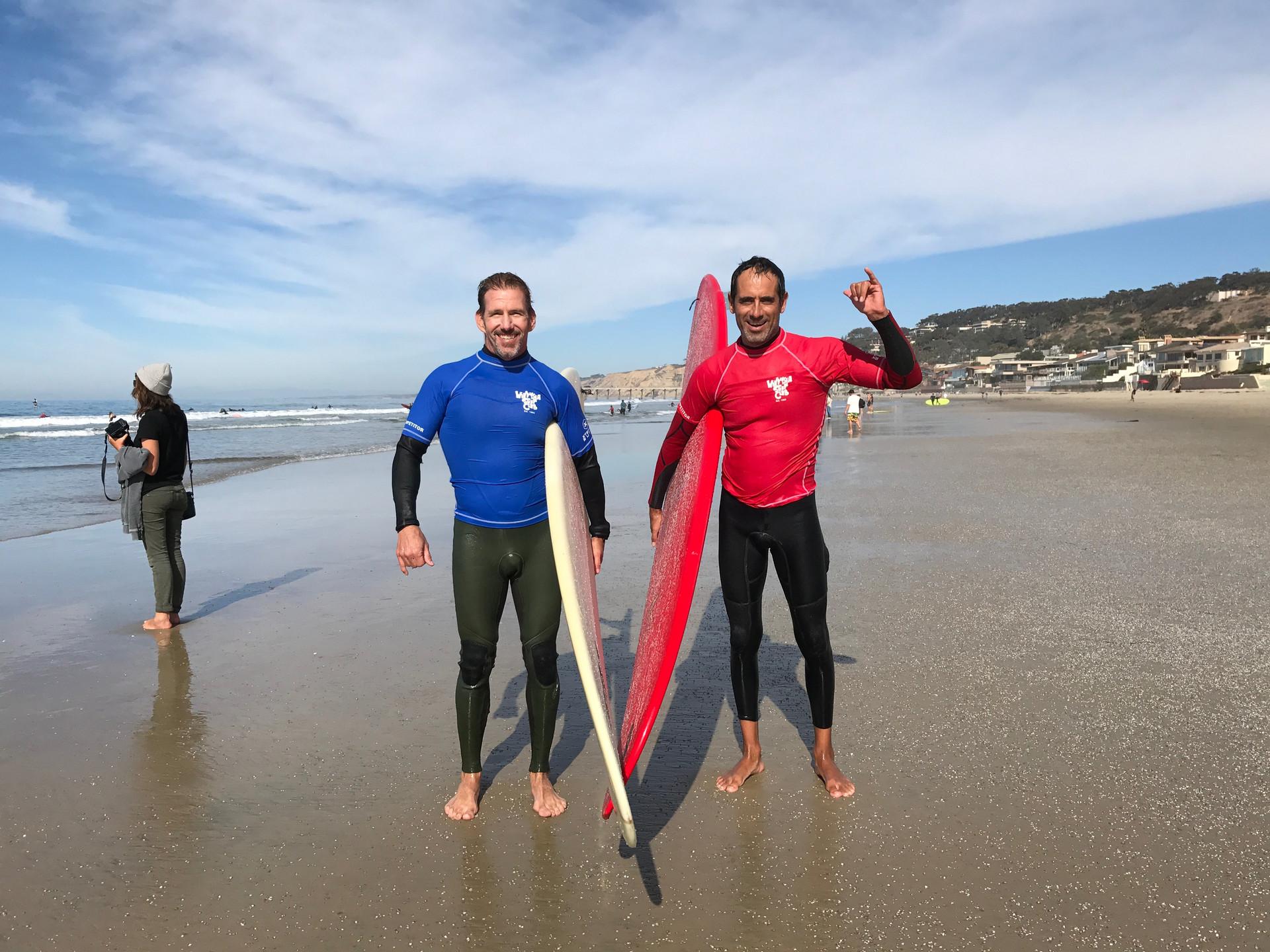 Windansea and Baja Surf Club