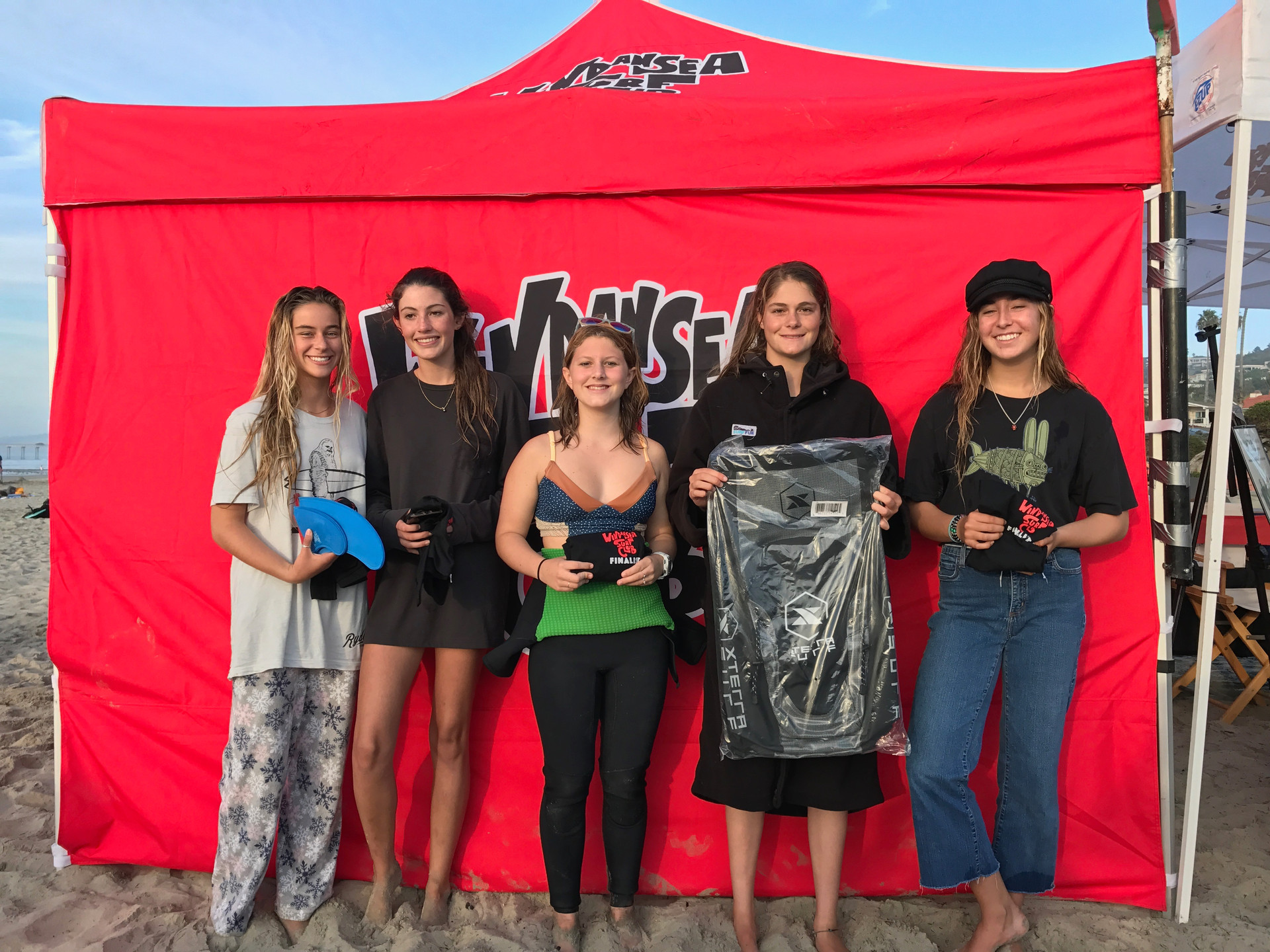 Junior Women Finalist