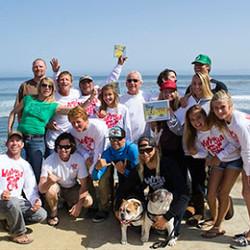 WSC Surf Team Log Jam 2014