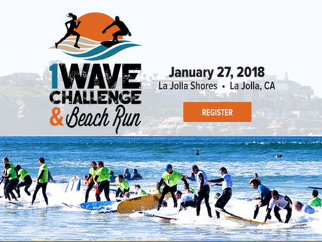 World Record to be Set this weekend at La Jolla Shores